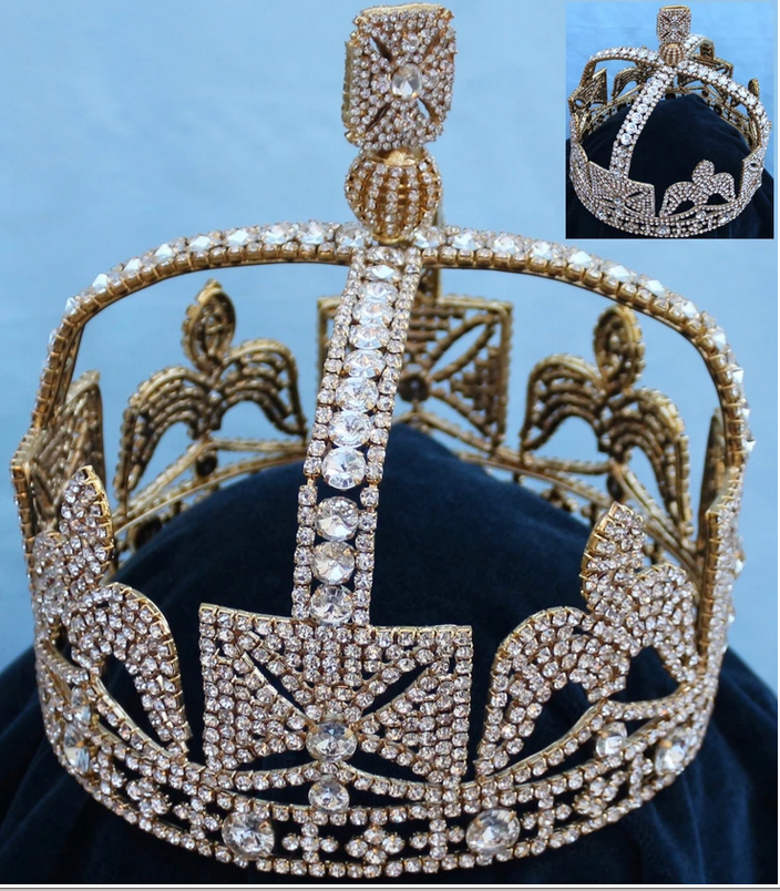 Gainsborough Crown - Gold or Silver