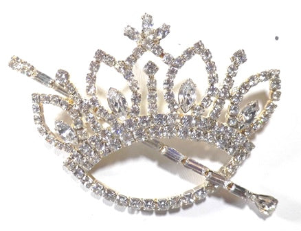 Crown & Scepter Pin