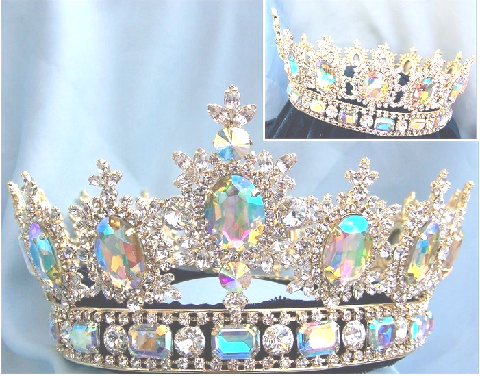 Lyric Crown - 6 Colors - Gold or Silver
