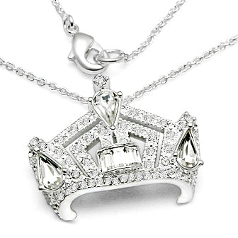 NEW!!! American Miss Crown Pendant