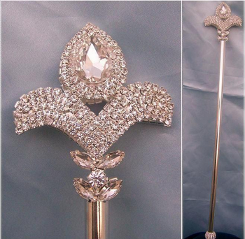Barnstaple Scepter - Gold or Silver