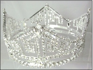 Miss State America Crown