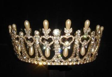 CUSTOM Cambridge Pearl Crown