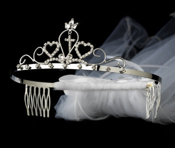 Chelsea Communion Tiara