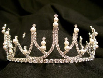 CUSTOM Barcelona Pearl Crown