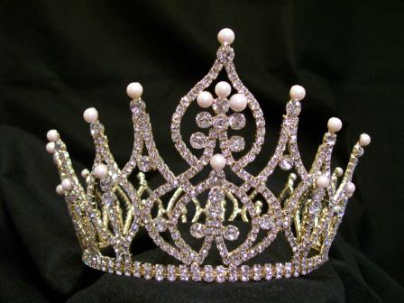 CUSTOM Berlin Pearl Crown