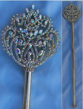 Dartmouth Scepter - Gold or Silver