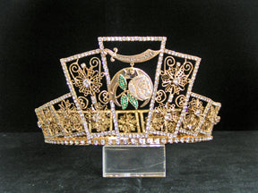 Daughters of the Nile Logo Crown
