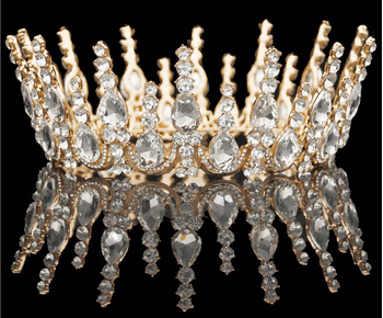 Empress Crown - Gold or Silver 6 Colors!