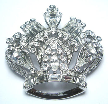 Genesis Crown Pin - ONLY ONE LEFT!