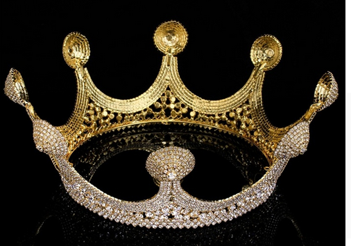 Golden Globe Crown