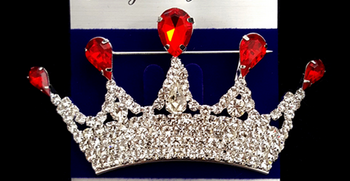 Grand Crown Pin