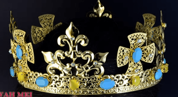 Harry's Kings Crown - 4 colors