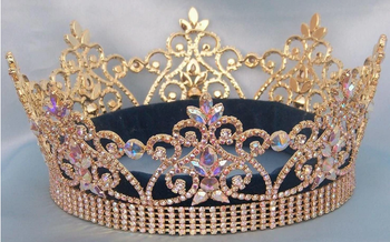 Waterford Crown - Gold or Silver