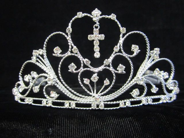Keira Communion Tiara