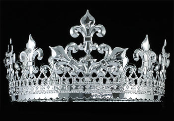 Lancaster  Crown - Gold or Silver