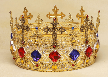 Medieval King's Crown
