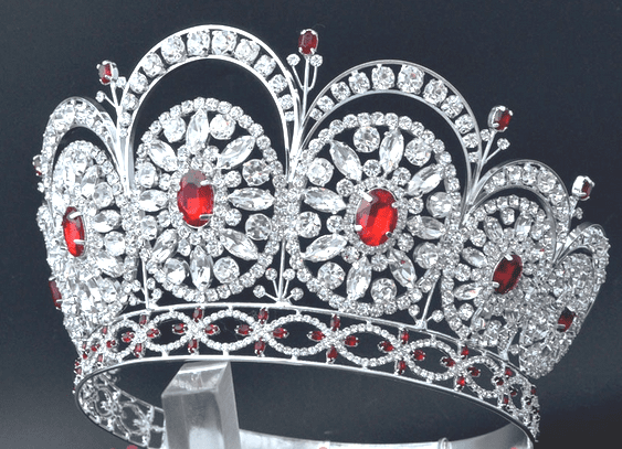 Miss Universe Diamond Tiara