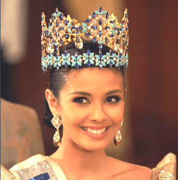 Miss World Crown