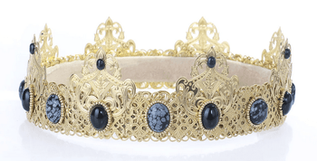 Noah Gold Male Crown