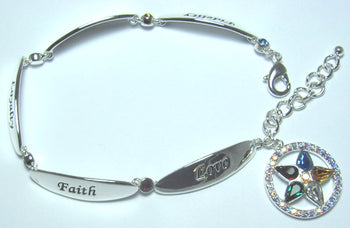 OES Unity Bracelet - Gold or Silver