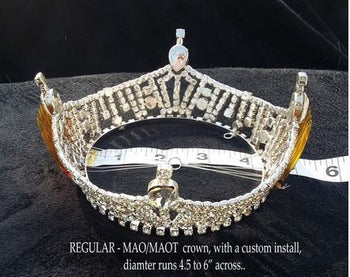 Regular Crown Stays