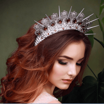 Rosaire Wedding Tiara