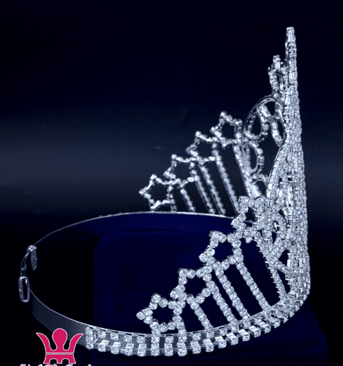 Shining Stars Pageant Adjustable Crown