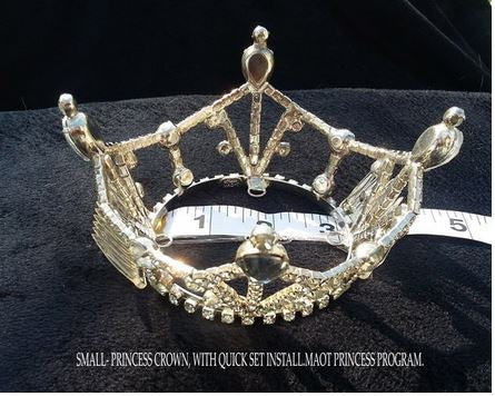 Small Crown Stays