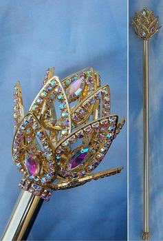 Thames Scepter - Gold or Silver