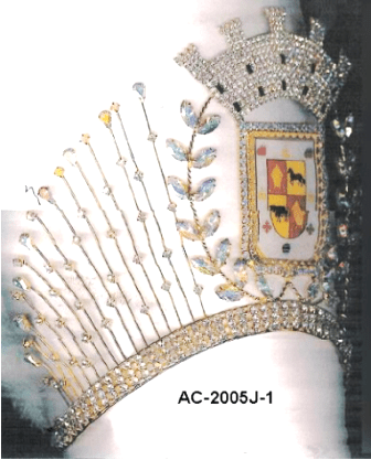The Alcazar Tiara