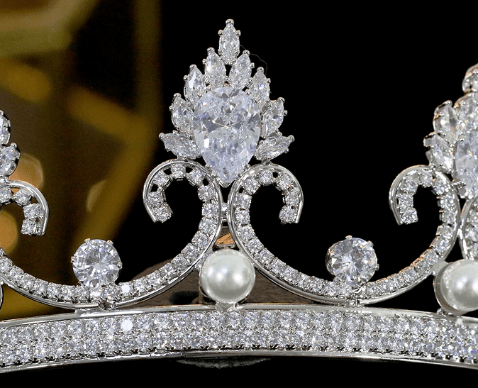 The Bouquet Tiara