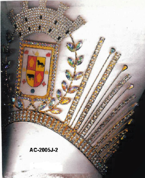 The Castillian Tiara
