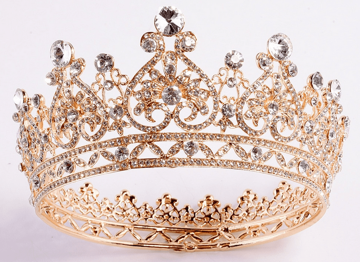 The Rose Gold Crown