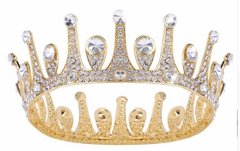 The Smitten Crown