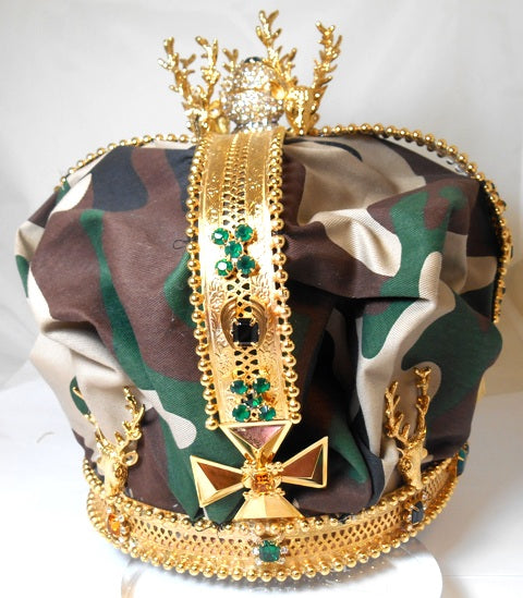 CUSTOM Treasury  Crown