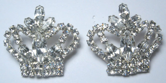 Truth Crown Earrings