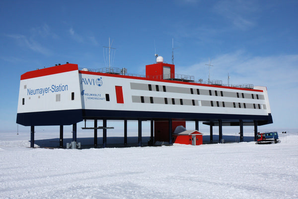 Neumayer III Polar Station - credit: DLR