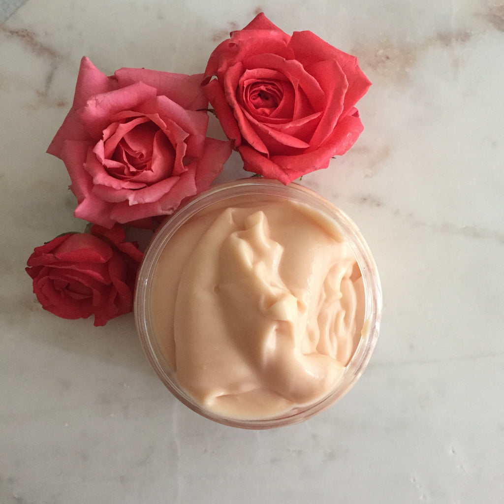 Indian Rose body butter