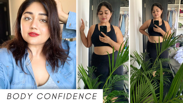 Body confidence with Corallistablog