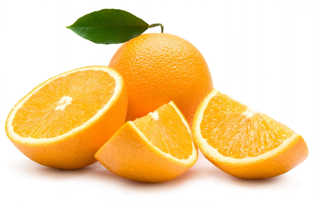 oranges for skin health