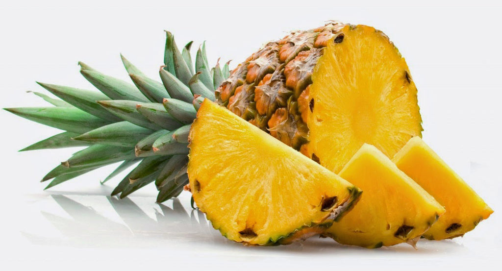 pineapple for skin health