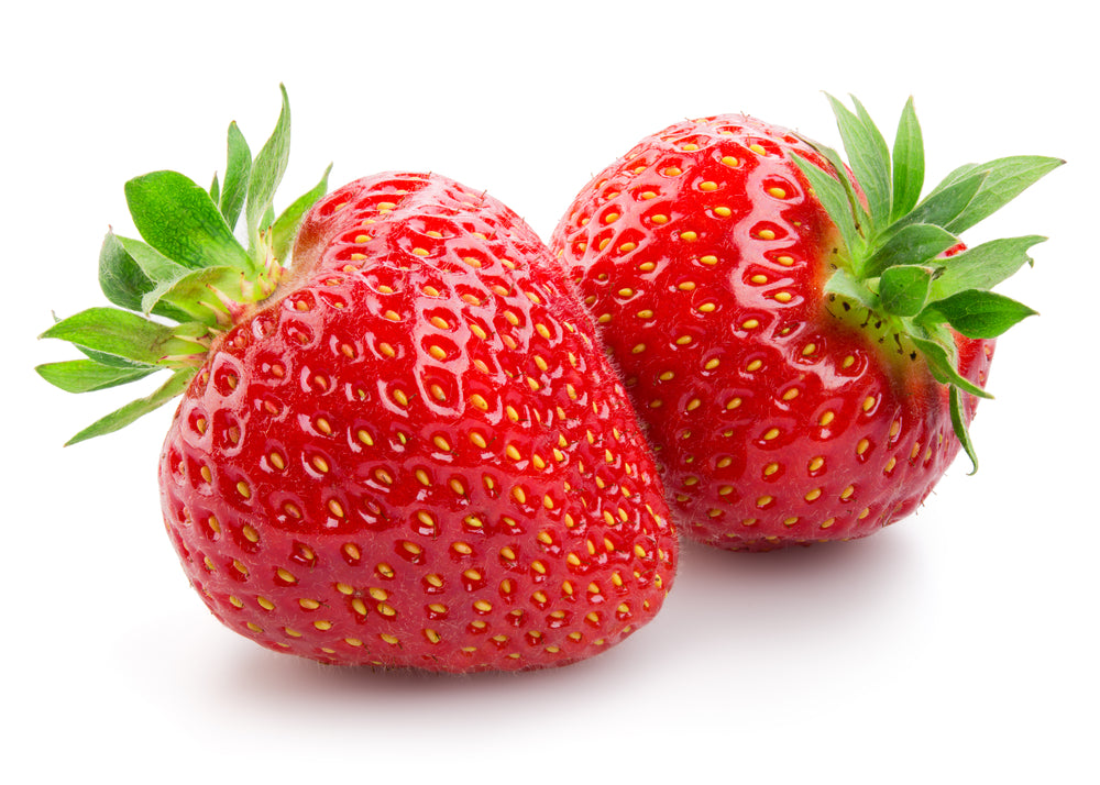 strawberry for skin health