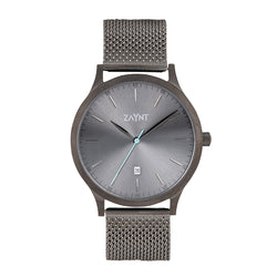 The Mojave Grey Mesh is a classic minimal watch to suit your diverse lifestyle for any occasion, elevate your look with this modern design at an affordable price.