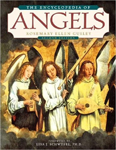 Encyclopedia of Angels - Paperback – by Rosemary Guiley