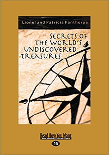 Secrets of the World's Undiscovered Treasures- Paperback – by Patricia Fanthorpe