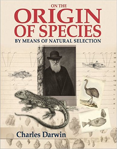 On the Origin of Species: By Means of Natural Selection - Hardcover –  by Charles Darwin