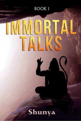 Immortal Talks - book 1- English- Paperback