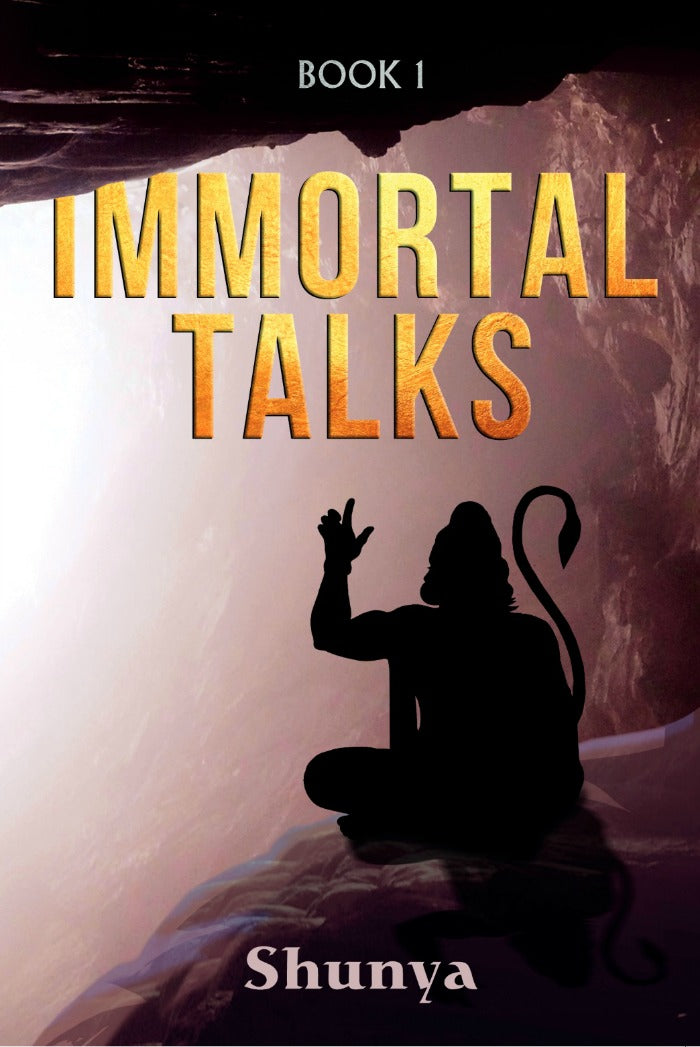 Immortal Talks - book 1- English