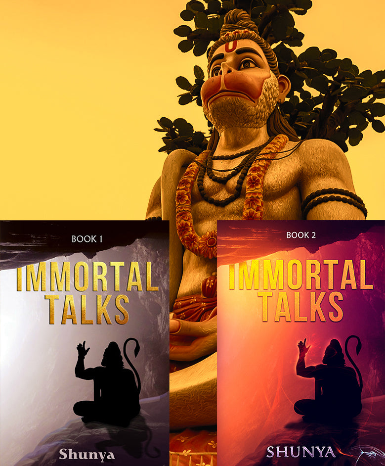 Immortal Talks - Book 1 and Book 2 - PDF Files Download (Jnan Prasadam)